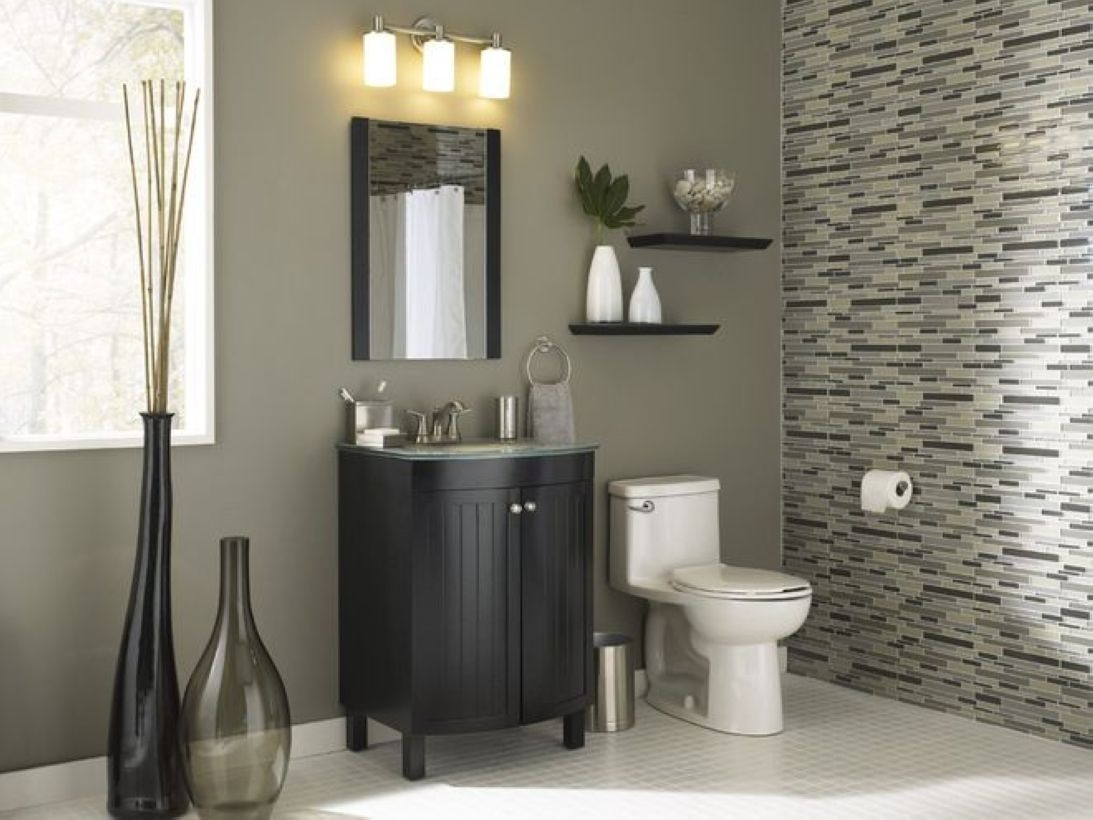 Small Bathroom Makeovers That Give Us Hope 34