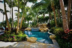 Suitable Plants Grow Beside Swimming Pool 20