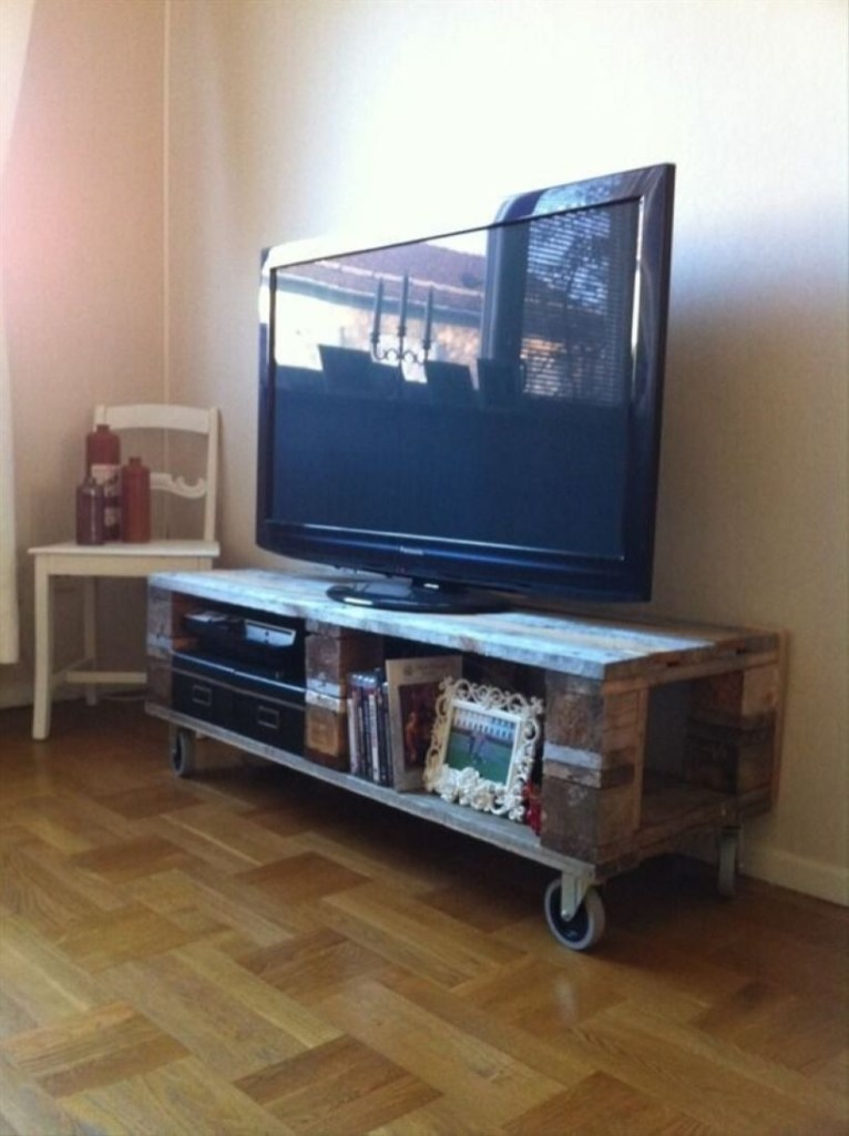 The Best Tv Table To Enhance Your Home Decor 09