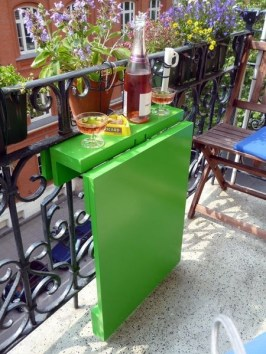 Unique Space Saving Accessories For Your Balcony07