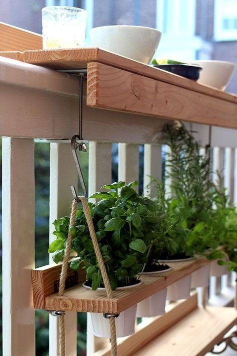 Unique Space Saving Accessories For Your Balcony10
