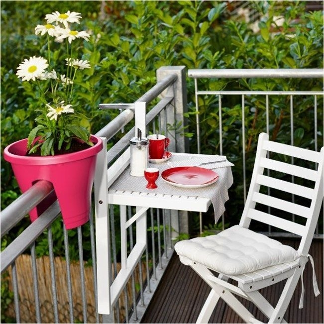Unique Space Saving Accessories For Your Balcony16