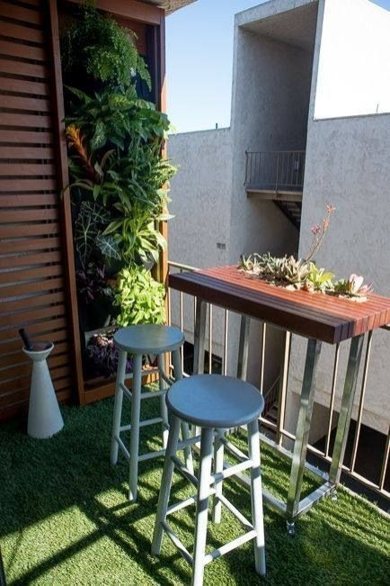 Unique Space Saving Accessories For Your Balcony21