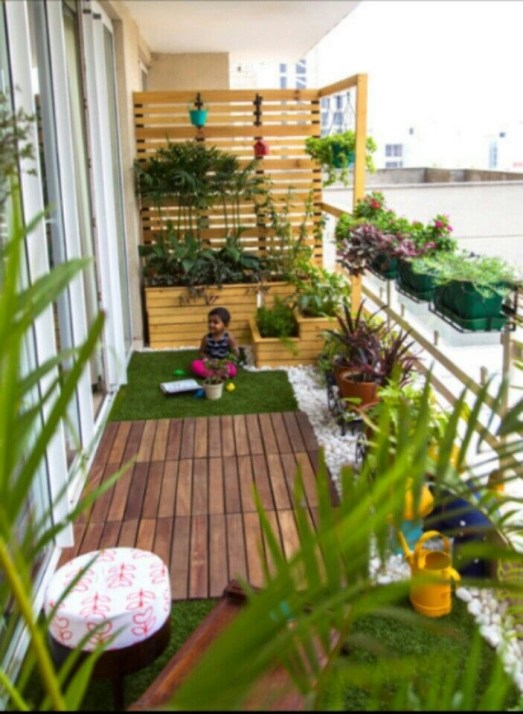 Unique Space Saving Accessories For Your Balcony28