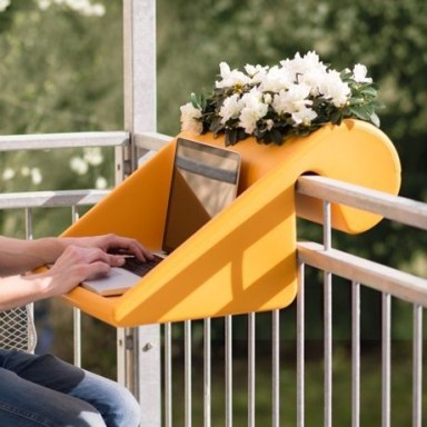 Unique Space Saving Accessories For Your Balcony35