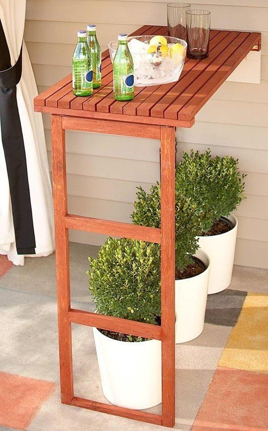 Unique Space Saving Accessories For Your Balcony38