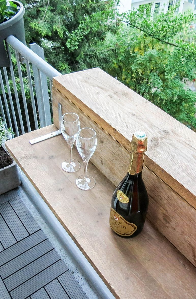 Unique Space Saving Accessories For Your Balcony39