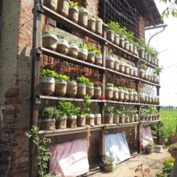 Vertical Vegetable Garden Ideas To Inspire You 25