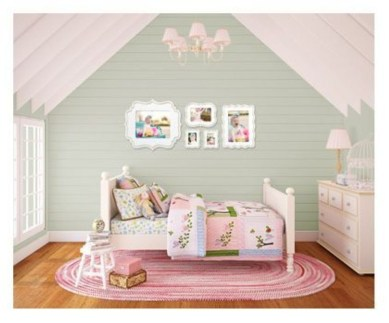 Check And Try Wall Decor In Your Daughter Bedroom 23