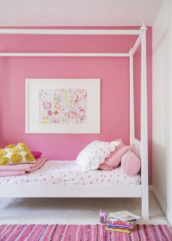Check And Try Wall Decor In Your Daughter Bedroom 26