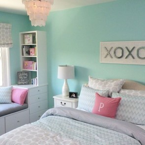 Check And Try Wall Decor In Your Daughter Bedroom 29