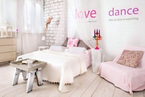 Check And Try Wall Decor In Your Daughter Bedroom 36