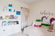 Check And Try Wall Decor In Your Daughter Bedroom 39