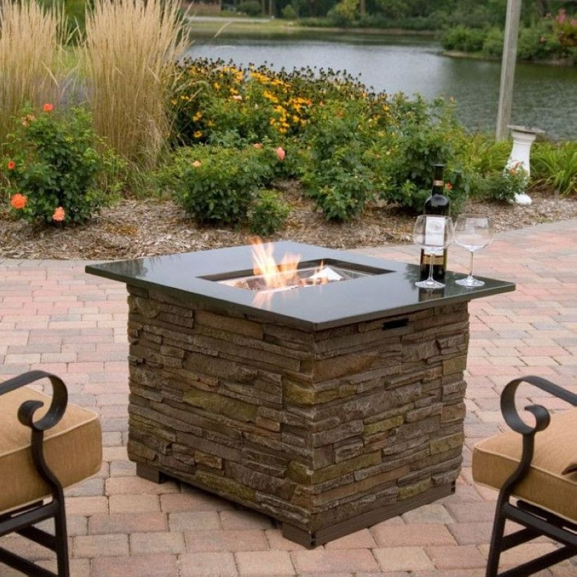 How To Make DIY Fire Pit In Garden With Low Budget 32