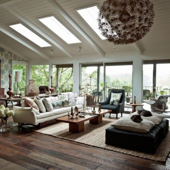 Light And Style Scandinavian Living Room Design 09