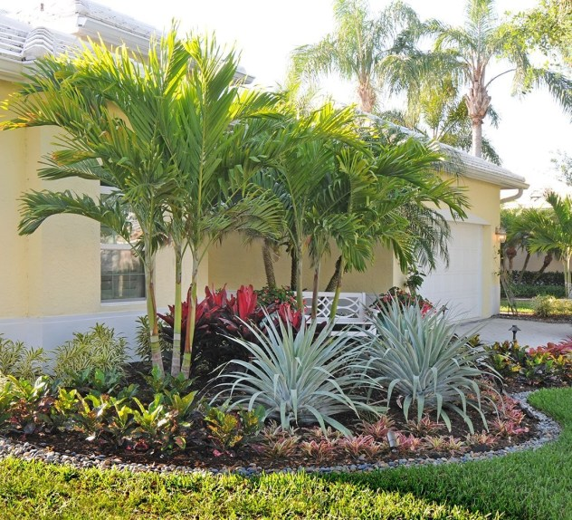 Tropical Plantation Ideas You Can Try In Your Garden36