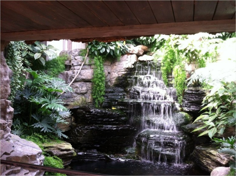 Amazing Indoor Fish Pond To Upgrade Your House 22