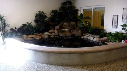 Amazing Indoor Fish Pond To Upgrade Your House 33