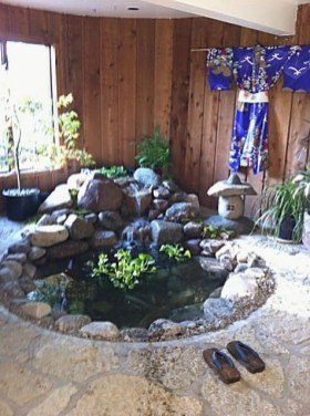 Amazing Indoor Fish Pond To Upgrade Your House 46