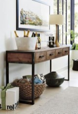 Beautiful Entry Table Decor Ideas To Updating Your House 21