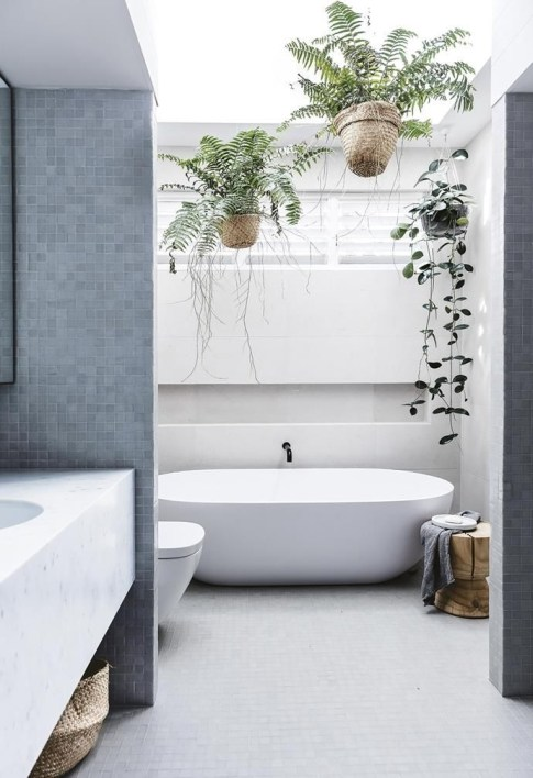 Beautiful Modern Bathroom Design You Can Try 04