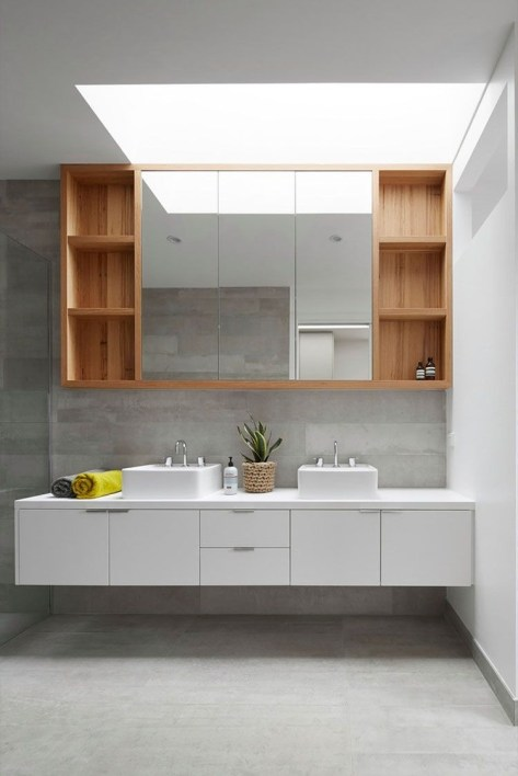Beautiful Modern Bathroom Design You Can Try 05