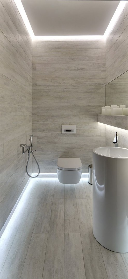 Beautiful Modern Bathroom Design You Can Try 16