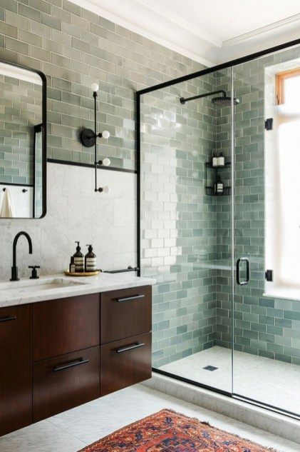 Beautiful Modern Bathroom Design You Can Try 20