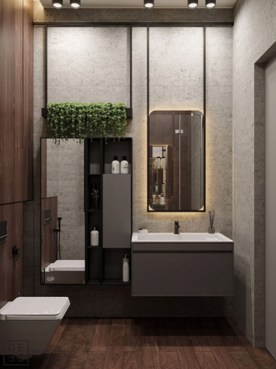 Beautiful Modern Bathroom Design You Can Try 47
