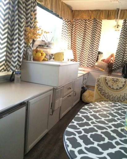 Best Interior RV Design For Upgrade Your Style Road 05
