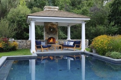 Best Outdoor Pool Design For Your Decoration 02
