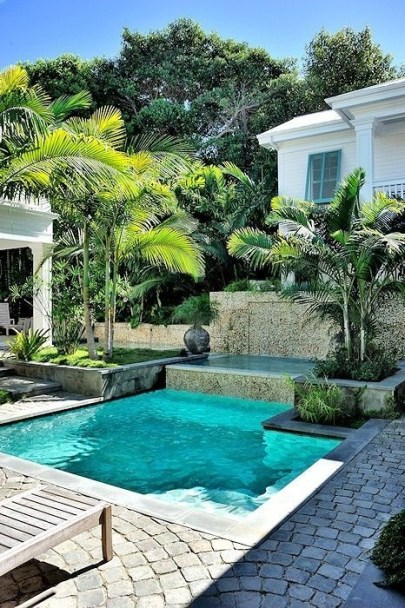 Best Outdoor Pool Design For Your Decoration 06