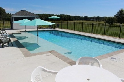 Best Outdoor Pool Design For Your Decoration 12