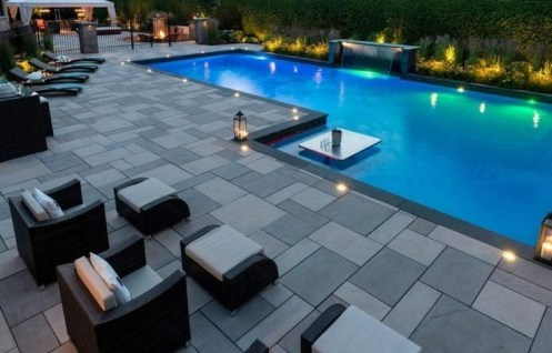 Best Outdoor Pool Design For Your Decoration 18