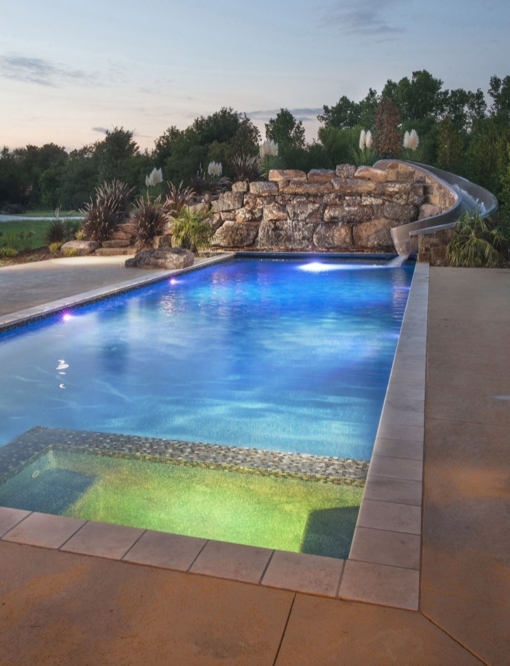 Best Outdoor Pool Design For Your Decoration 40