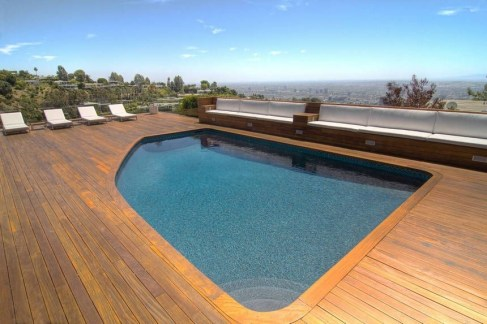 Best Outdoor Pool Design For Your Decoration 46