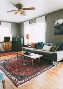 Best Rug To Decor Your First Living Room 14