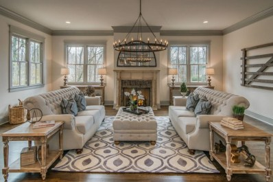 Best Rug To Decor Your First Living Room 20