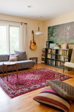 Best Rug To Decor Your First Living Room 24