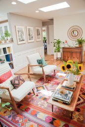 Best Rug To Decor Your First Living Room 44