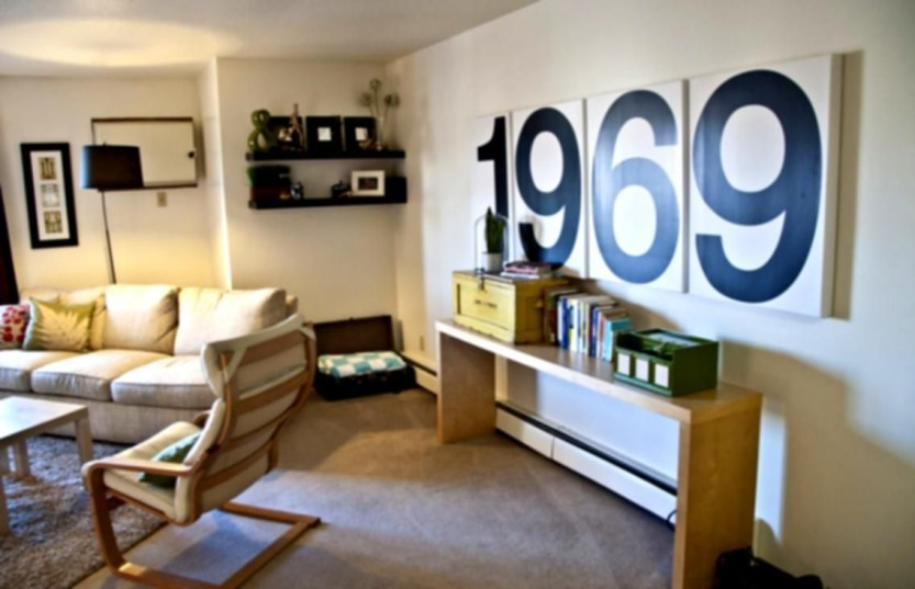 DIY Decorating Idea For First Apartment 18
