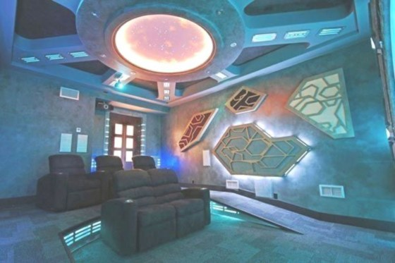 DIY Home Theater Seating Ideas 14