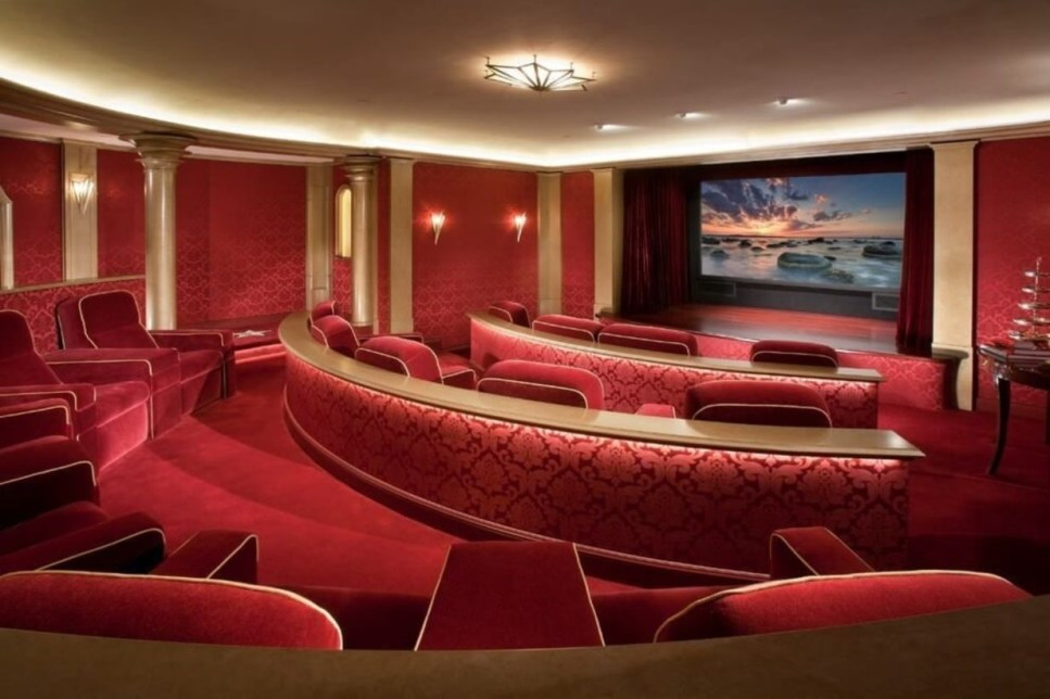 DIY Home Theater Seating Ideas 16