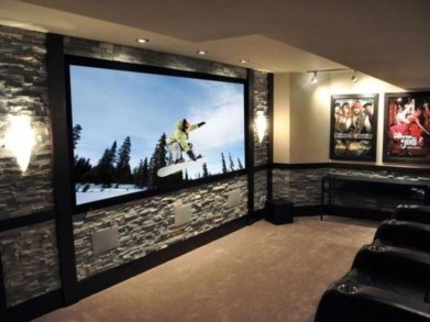 DIY Home Theater Seating Ideas 19