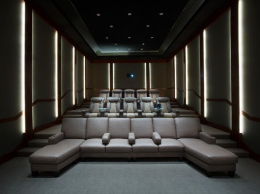 DIY Home Theater Seating Ideas 28