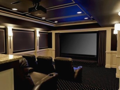 DIY Home Theater Seating Ideas 32