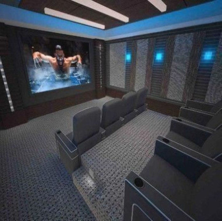 DIY Home Theater Seating Ideas 33