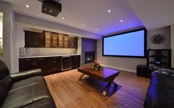 DIY Home Theater Seating Ideas 34