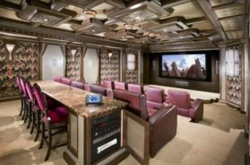 DIY Home Theater Seating Ideas 39