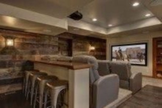 DIY Home Theater Seating Ideas 47